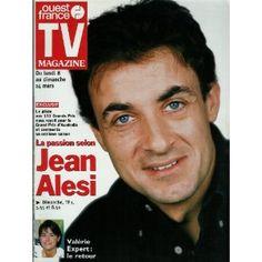 TV Magazine Ouest-France (n°16517) du 05/03/1999 - Jean Alesi - ... [Magazine mis en vente par Presse-Mémoire]