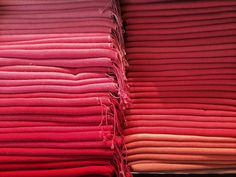 Cashmere in every colour of the rainbow