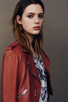 ALLSAINTS: Women's lookbook 2015 February Ask for Kristiany when you visit ALL SAINTS located in Lincoln Road in Miami Beach.