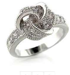 I love this ring  http://www.ebay.com/itm/New-18ct-White-Gold-Filled-Love-Knot-Ring-Size-L-6-52-/180671456355?pt=UK_JewelleryWatches_WomensJewellery_Rings_SR=item2a10dba463