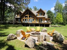 Lodge vacation rental in Hayward from VRBO.com! #vacation #rental #travel #vrbo AWESOME!