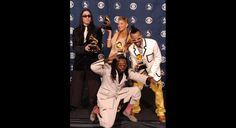 The Black Eyed Peas | GRAMMY.com