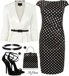 """""""Seeing Spots......."""" by mzmamie on Polyvore"""