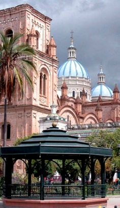 This is the part of Ecuador where I want to go --- further south from the Equator.  Cuenca, Ecuador