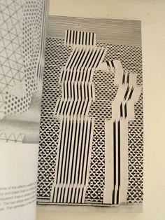 """Bruno Munari's """"Xerographies"""" ca. 1977."""