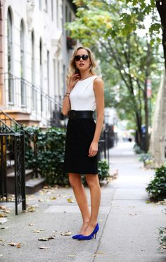 The Modern Working Women's Guide To Shoes