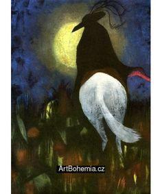 Ota Janeček: Černý jezdec na bílém koni
