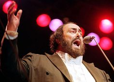 """Luciano Pavarotti, 71, Sept. 6, 2007: The famed tenor known as """"King of the High C's"""" succumbed to pancreatic cancer after a yearlong battle but died peacefully at his home in Modena, Italy. Pavarotti was arguably the highest profile operatic figure of the last half of the 20th century, known as much for his rich, creamy, unforced vocals as for his crossover appeal and showmanship."""