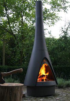 Harrie Leenders Outdoor | Harrie Leenders Pharos Outdoor Fireplace