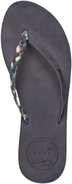 fdeb8960bfb0d3 Reef Premium Twyst Flip-Flops - Women s Reef Flip Flops