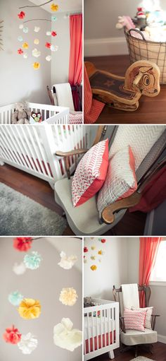 A Lovely, Calming Nursery