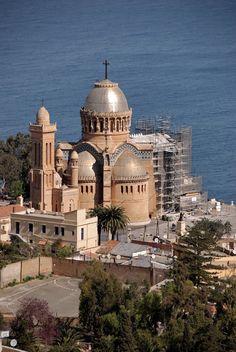 Alger, Notre-Dame d'Afrique.