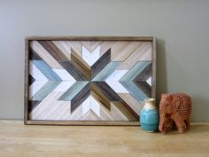 Reclaimed Wood Art |  Wood Decor Salvaged | Wood Wall Art | Starburst Wood Art | Home Decor Wood | Reclaimed Wood Decor | Wood Decor Rustic by ReconstructWood on Etsy https://www.etsy.com/listing/497753152/reclaimed-wood-art-wood-decor-salvaged