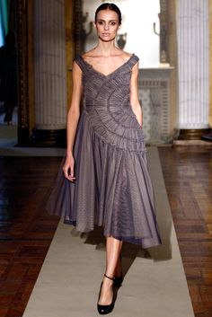 Luisa Beccaria - Fall 2011 Ready-to-Wear - Look 9 of 48