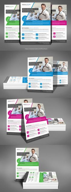 Advertising Poster Templates Endearing Business Flyercreative Business Card Templates  Creative Business .