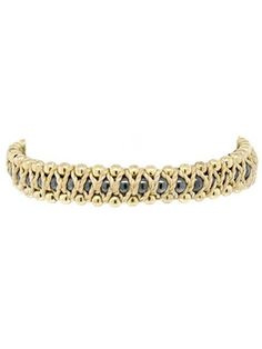 #silver and #gold bracelet. the color combination has been a popular trend lately.