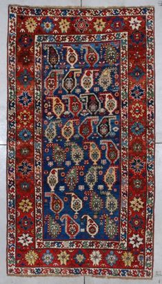 Sewan Kazak Antique Caucasian Rug X Size: x x 244 cm) Age: Circa 1860 Price on Request Grey Carpet, Modern Carpet, Persian Carpet, Persian Rug, Afghan Rugs, Contemporary Rugs, Rustic Rugs, Rugs On Carpet, Carpets