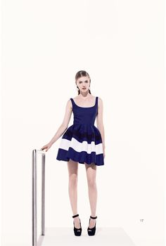 Christian Dior resort 2013. Similar in an amazing way with a Miu Miu dress from some years ago