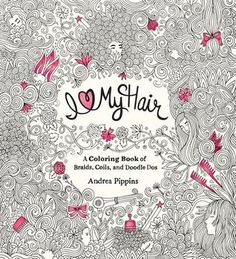Jenuine Cupcakes: #IHeartMyHair REVIEW: I Love My Hair: A Coloring B...
