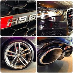 Audi RS6, my favorite.