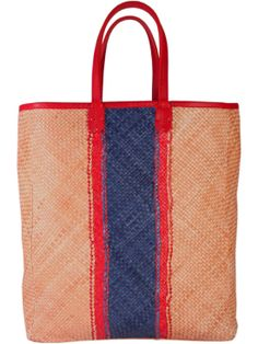 Lance Wovens - Ribbons: Shopper- Denim | VAULT