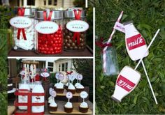oreo party decorations | milk_cookies_oreo_party_decorations_cake_red_white_black_chocolate