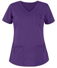 Butter-Soft Scrubs by UA™ 8 Pocket Yoga Scrub Pants, Yoga Scrub Pants Yoga Scrub Pants, Black Scrubs, Scrubs Uniform, Uniform Advantage, Nurse Costume, Medical Uniforms, Beautiful Blouses, Drawstring Pants, Scrub Tops