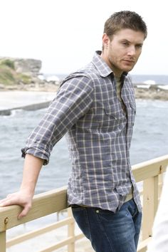 Jensen Ackles Hot and sexy and cutie and the best good looking man a the best kisser