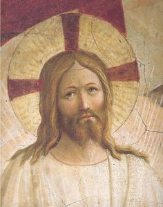 Resurrected Christ by Giotto