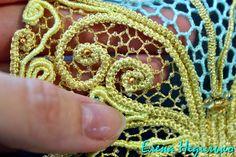 Вязание крючком-Ирландское кружево на заказ | VK