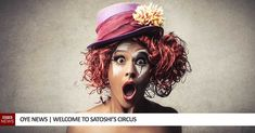 Welcome to Satoshi's Circus Vintage Circus Party, Vintage Carnival, Circus Party Invitations, Circus Background, Circus Tickets, Circus Show, Caucasian People, Color Swirl, Fun Fair