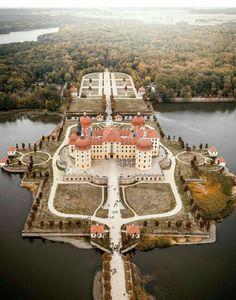 Castle Moritzburg Dresden Germany