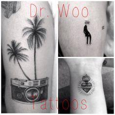 Dr. Woo tattoos