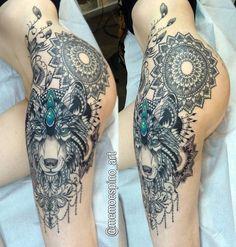 Wolf Tattoo – TOP 150 Wolf Tattoos bisher in diesem Jahr – Tattoo Ideen – Tattoo Ideen Diy Tattoo, Tattoo Life, Tattoo Ideas, Tattoo Trends, Neue Tattoos, Body Art Tattoos, Girl Tattoos, Tatoos, Easy Tattoos