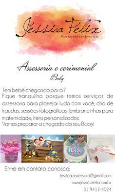 Serviços de eventos Baby