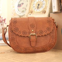 Summer Rural Hollow Out Women Retro Message Bags Crossbody Bags Shoulder Bags