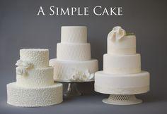 A Simple Cake | Vendors & Venues | 100 Layer Cake