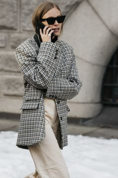 The Best Street Style From Oslo Fashion Week Street Style Edgy, Street Style Fashion Week, Street Style 2018, Fashion Week 2018, Street Style Blog, Street Style Trends, Cool Street Fashion, Street Style Looks, Love Fashion