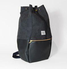 Check that cool Kaliber-Berlin-Rucksack on World FashionHunters Diy Backpack, Rucksack Backpack, Black Backpack, Leather Backpack, Summer Collection, Suede Leather, Fashion Bags, Backpacks, Etsy