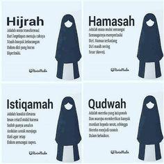 Hijrah Islam, Islam Religion, Doa Islam, Quran Quotes Inspirational, Islamic Love Quotes, Hijab Quotes, Muslim Quotes, Book Quotes, Life Quotes