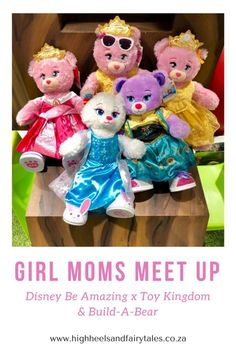 Girl Moms Meet Up - Disney x Toy Kingdom - http://highheelsandfairytales.co.za/girl-moms-meet-up-disney-toy-kingdom/ #girlmomsmeetup #toykingdom #beamazing #disney #disneybeamazing #disneyprincess #momblogger