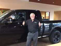 Congratulations to Steve Cheesman, for being the Salesperson of the Year for 2015! Come by Kingston Dodge to see why everyone gives two thumbs up to this handsome character!