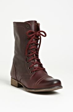 'Troopa' Boot by Steve Madden <3 on sale $66