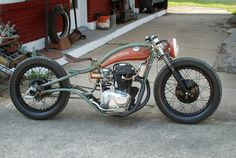 custom bobber. Repined by Denver Invisalign......vvv.....