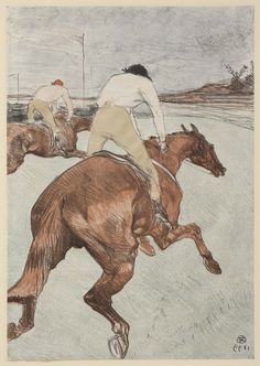 The Impressionist Line from Degas to Toulouse-Lautrec:  Drawings and Prints from the Clark  March 12, 2013 - June 16, 2013