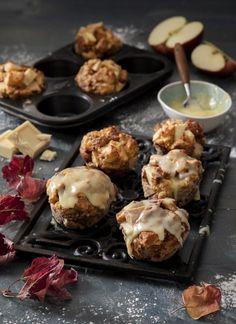 Πάσχα στο σπίτι: 4 ξεχωριστά γιορτινά γλυκά | Έθνος Muffin, Chicken, Breakfast, Food, Morning Coffee, Essen, Muffins, Meals, Cupcakes