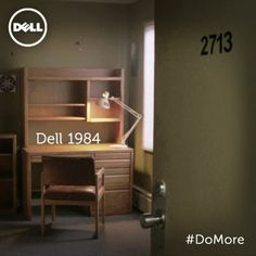 At Dell, we're honored to be part of some of the world's great stories. We are a company that personifies entrepreneurial spirit, celebrates it every day and embodies it in everything we do. http://thepowertodomore.com/