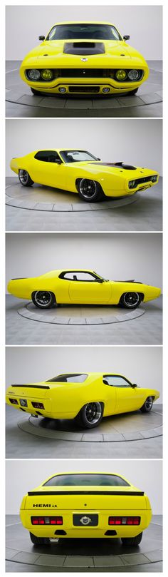 1972 Plymount Satellite