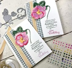 Happy Birthday Wishes, Stamping Up, Pansies, Are You Happy, Flowers, Cards, Happy Bday Wishes, Stamping, Maps