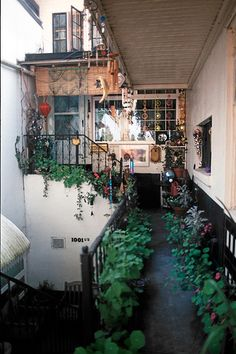 What a lovely little storefront. Mystical and wonderful.      by sarahgevirtzman, via Flickr